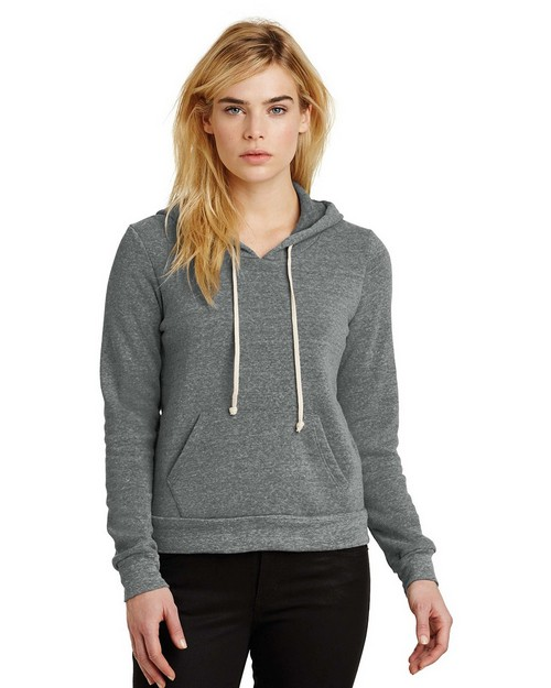 Alternative AA9596 Athletics Eco-Fleece Pullover Hoodie