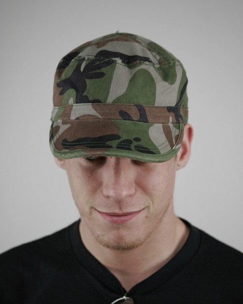 Alternative AH76 Military Cap