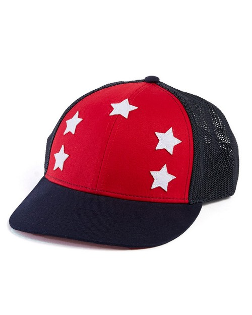 Alternative H0114H Star Trucker Cap