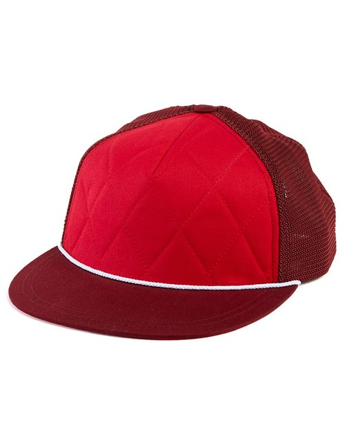 Logo Embroidered Alternative H0117H McKay Quilted Ball Cap