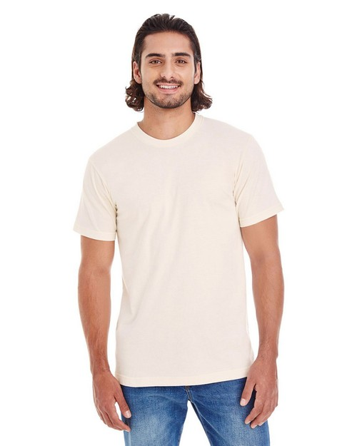 American Apparel Logo Embroidered Organic Cotton Tee - For Men