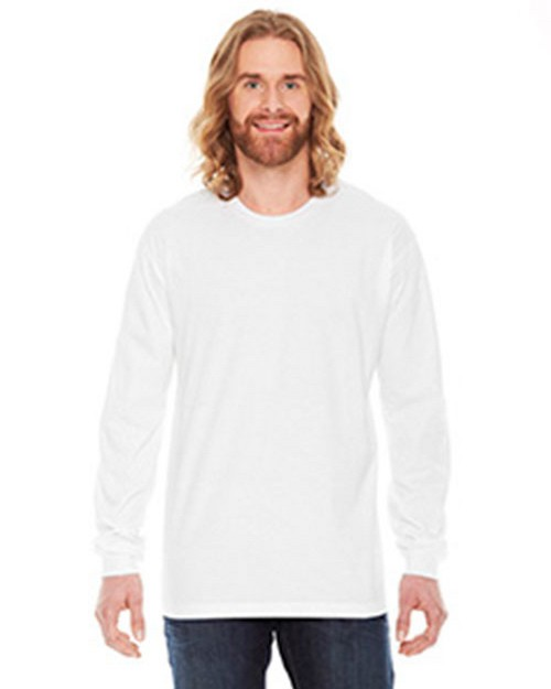 American Apparel 2007W Unisex Fine Jersey Long-Sleeve T-Shirt