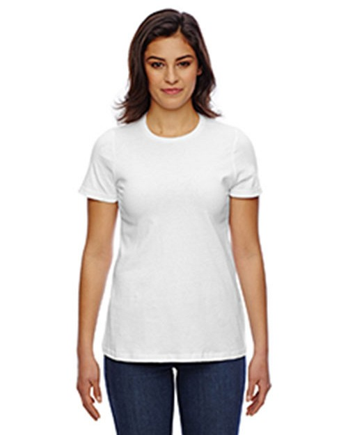 American Apparel 23215W Womens Fine Jersey Classic T-Shirt