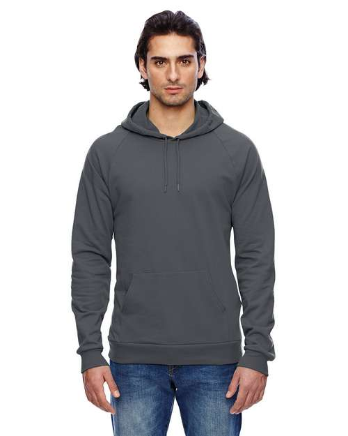 American Apparel 5495W Unisex California Fleece Pullover Hoodie