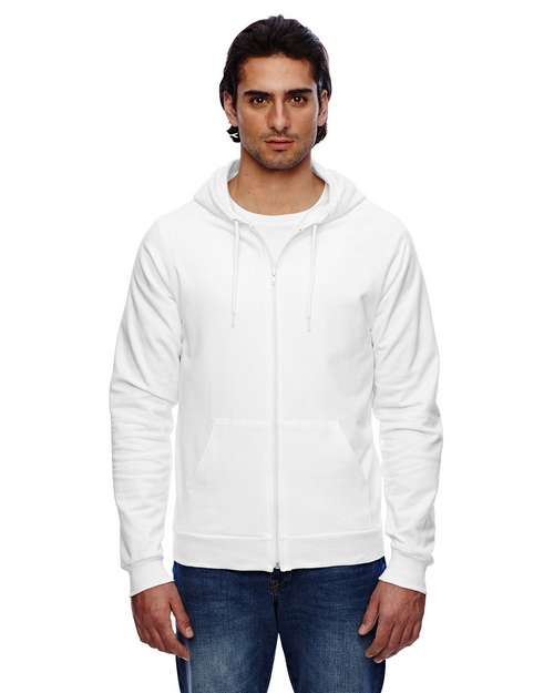 American Apparel 5497W Unisex California Fleece Zip Hoodie