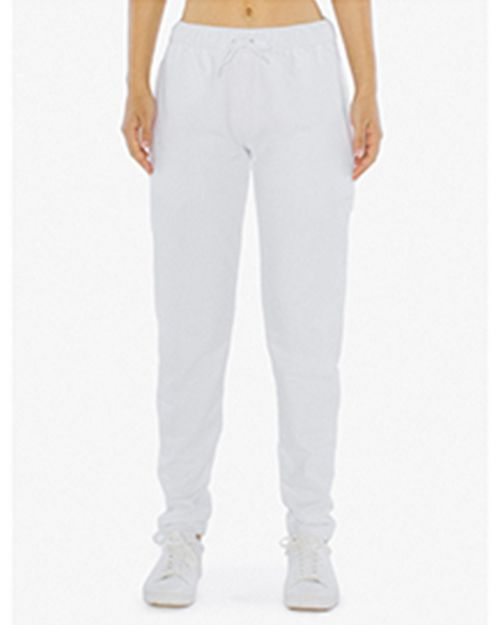 American Apparel A54240W Unisex California Fleece Slim Fit Jogger