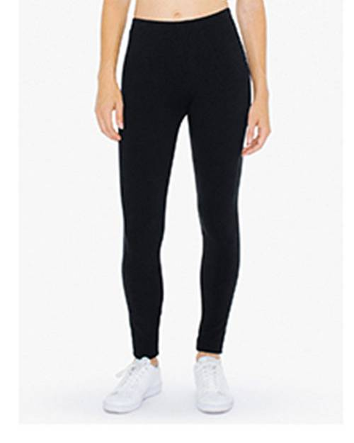 American Apparel ATT328W Ladies Cotton Spandex Winter Leggings