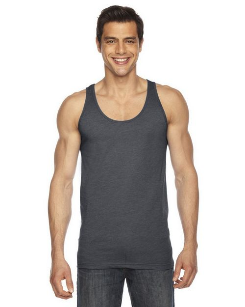American Apparel BB408 50/50 Poly-Cotton Tank Top