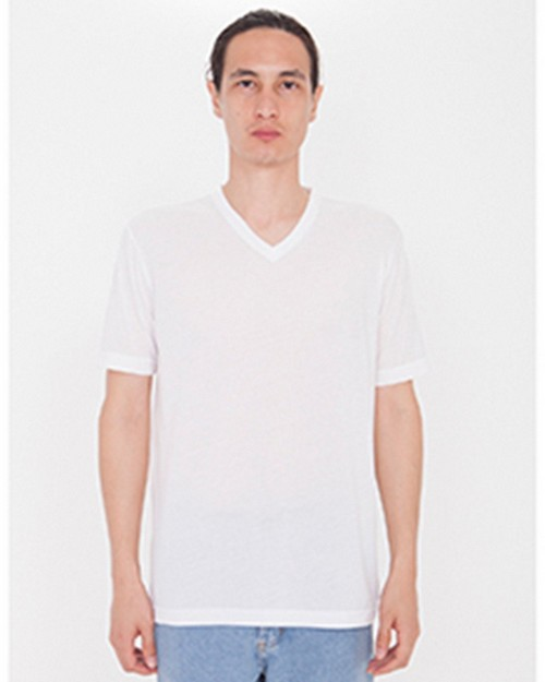 American Apparel PL4321 Mens Sublimation Short-Sleeve Classic V-Neck