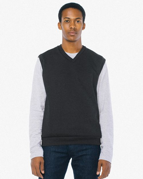 American Apparel SAF402W Unisex Flex Fleece Vest