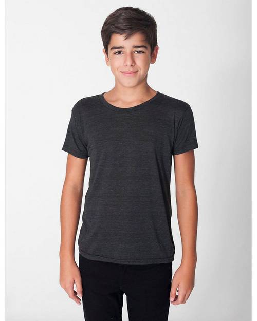 American Apparel TR201W Youth Triblend Short Sleeve T-Shirt