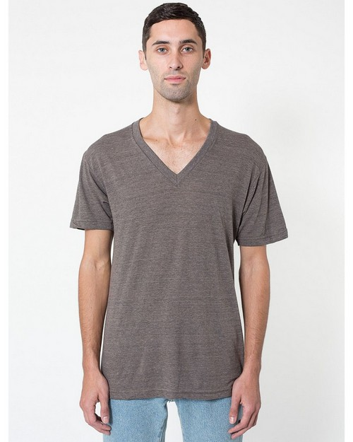 American Apparel TR461 Unisex Triblend T-shirt