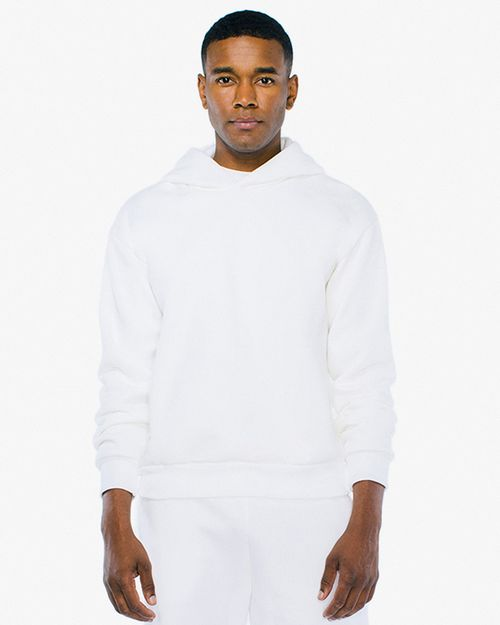 American Apparel VF4528W Unisex Mason Fleece Hoodie Sweatshirt