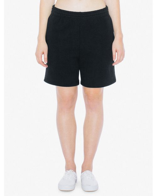 American Apparel VF4529W Unisex Mason Fleece Gym Short