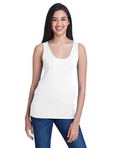 Anvil 2420L Ladies Stretch Tank