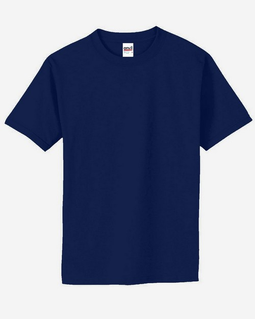 Anvil 705B Youth 100% Cotton T-Shirt with TearAway Label