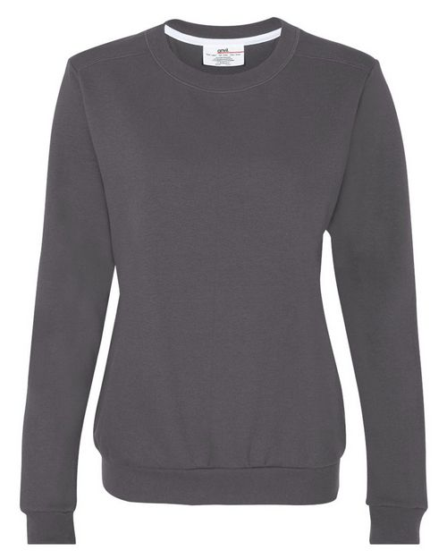 Anvil 71000FL Ladies Fashion Crew Neck Sweatshirt