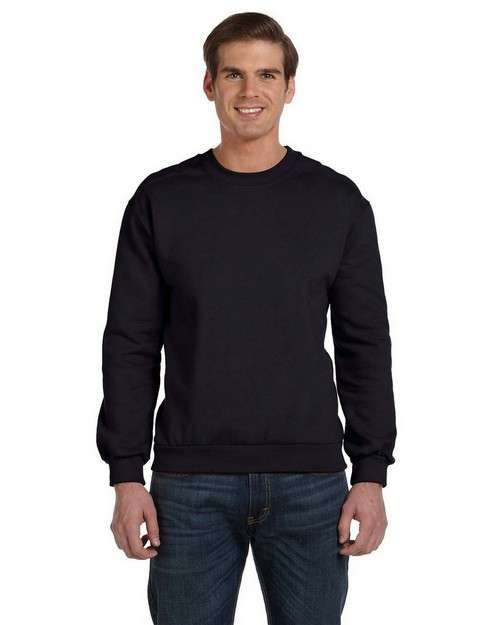 Anvil 71000 Combed Ringspun Fashion Fleece Crew Neck Sweatshirt