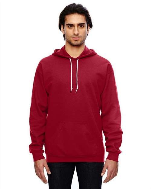 Anvil 71500 7.2 oz. Fleece Pullover Hood