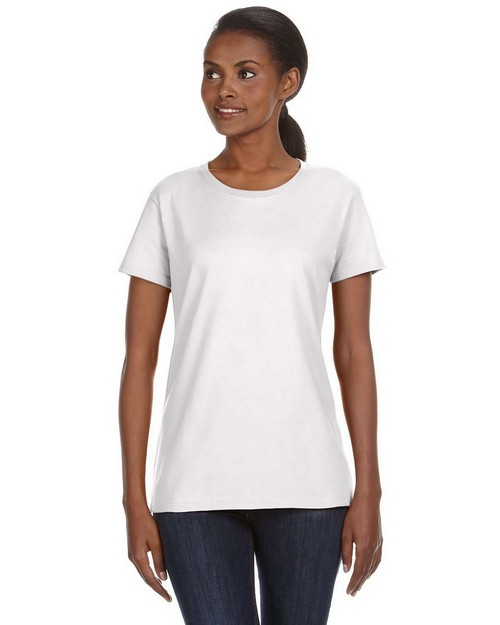 Anvil 780L Ladies Ringspun Midweight Mid Scoop T Shirt
