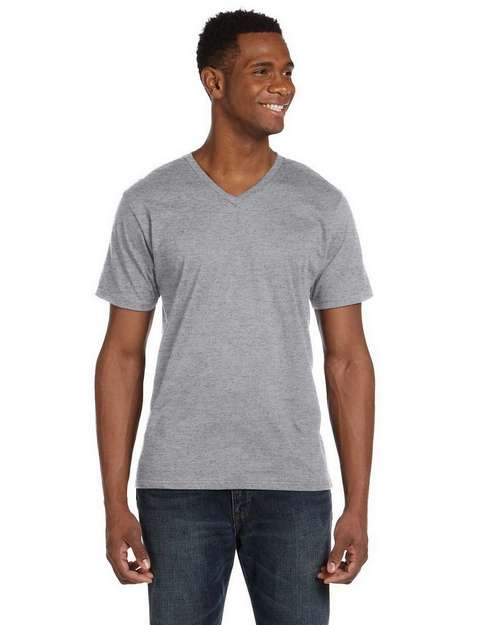 Anvil 982 Fashion Fit V-Neck T-Shirt