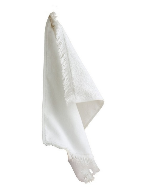Towels Plus T600 Fringed Fingertip Towel
