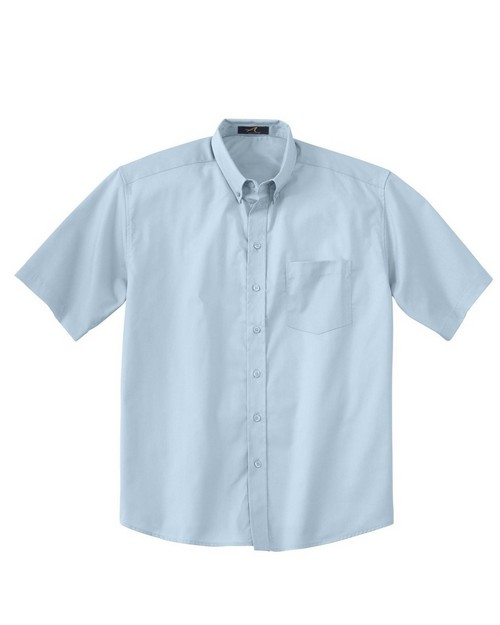 Ash City 87016 Men's Short Sleeve Twill Shirt