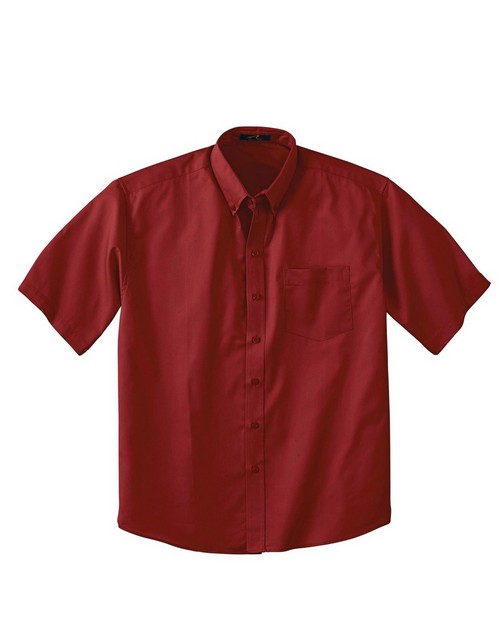 Ash City 87023 Men's Short Sleeve Shirt With Teflon