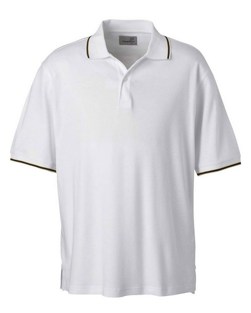 Ashworth 1114C Men's Performance Wicking Blend Polo