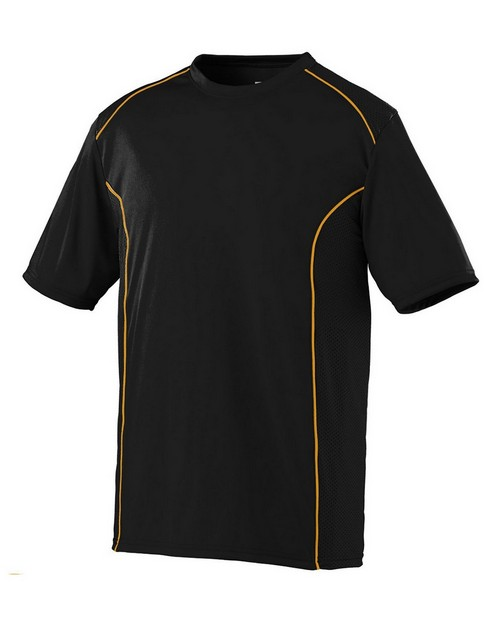 Augusta Sportswear 1091 Youth Wicking Polyester Short-Sleeve T-Shirt