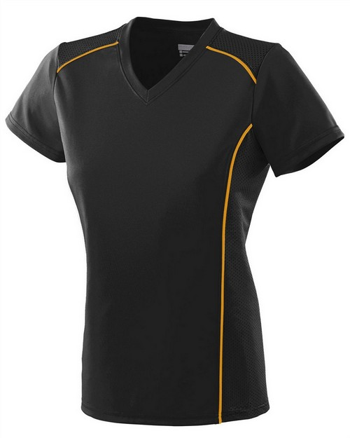 Augusta Sportswear 1092 Ladies Wicking Polyester Short-Sleeve T-Shirt