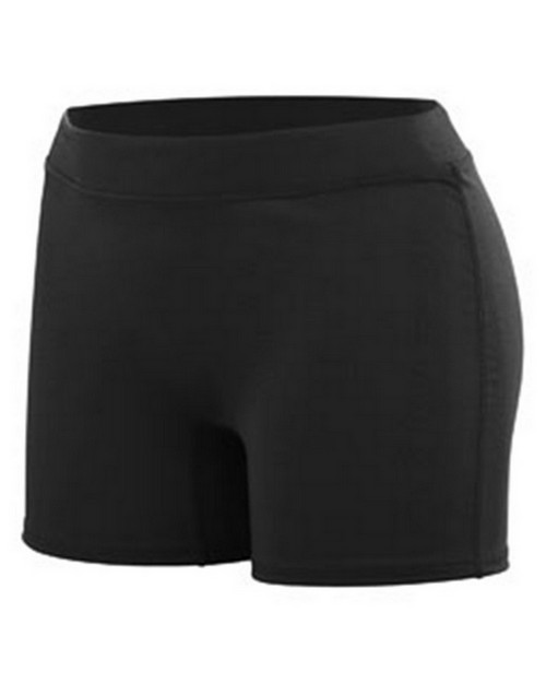 Augusta Sportswear 1222 Ladies Enthuse Short