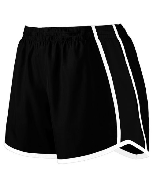 Augusta Sportswear 1266 Girls Jr. Fit Pulse Team Short