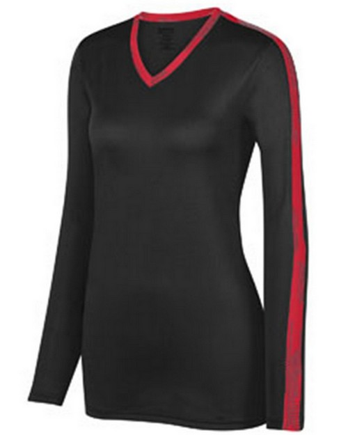Augusta Sportswear 1307 Ladies Vroom Jersey