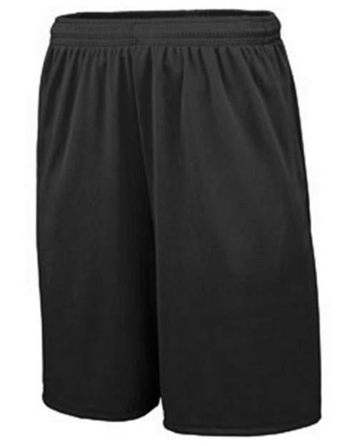 Augusta Sportswear 1428 Adult Training Short With Pockets