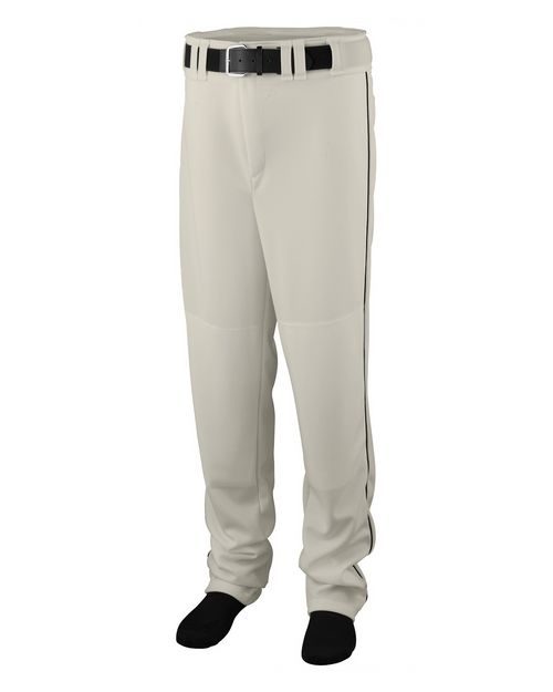 Augusta Sportswear 1445 Mens Series Baseball/Softball Pants with Piping