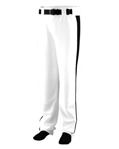 Augusta Sportswear 1465 Adult Polyester Relaxed Fit Baseball Pant