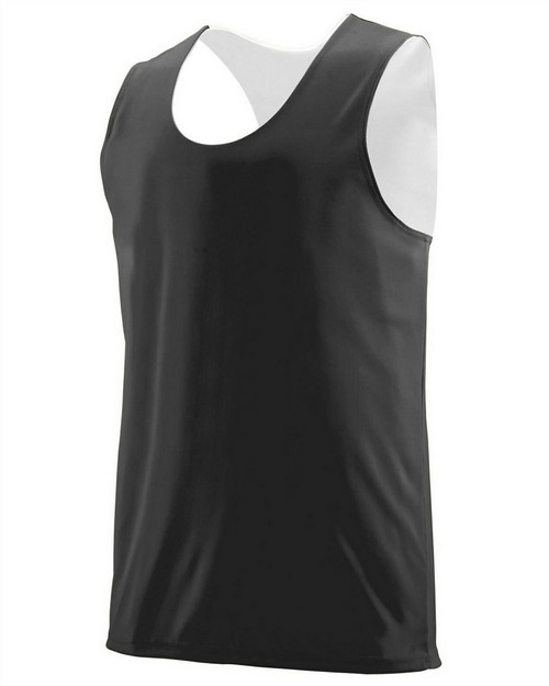 Augusta Sportswear 148 Adult Wicking Polyester Reversible Sleeveless Jersey