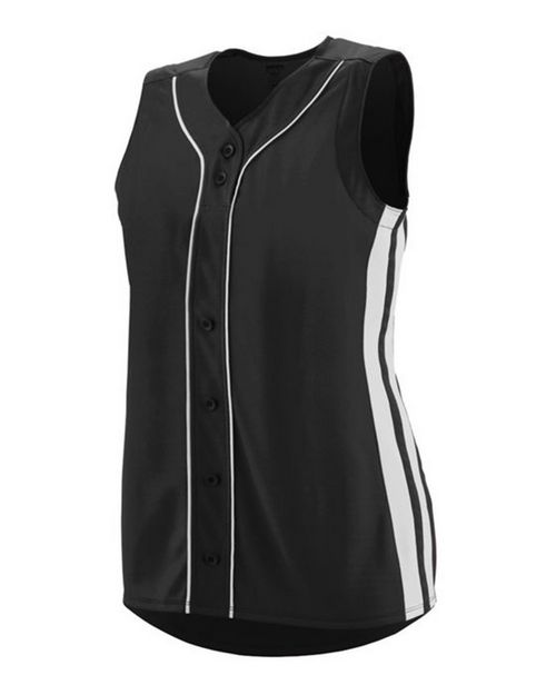 Augusta Sportswear 1668 Ladies Sleeveless Winner Jersey