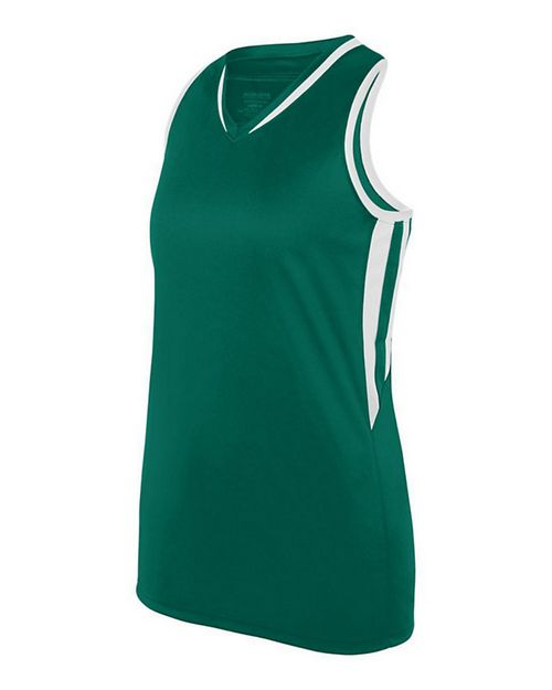 Augusta Sportswear 1673 Girls Full Force Tank