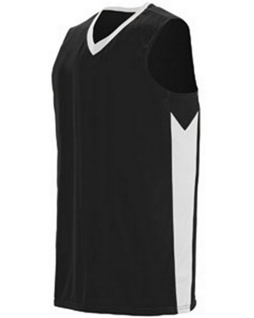 Augusta Sportswear 1714 Ladies Block Out Jersey