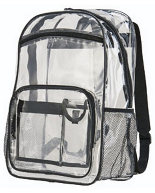Augusta Sportswear 2204 Clear Backpack
