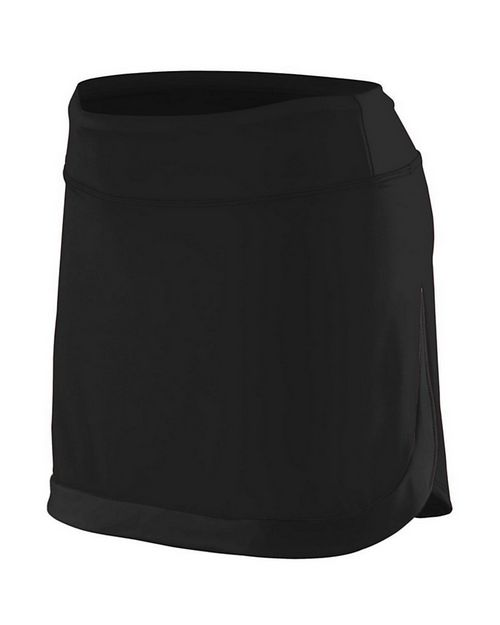 Augusta Sportswear 2410 Womens Action Color Block Skort