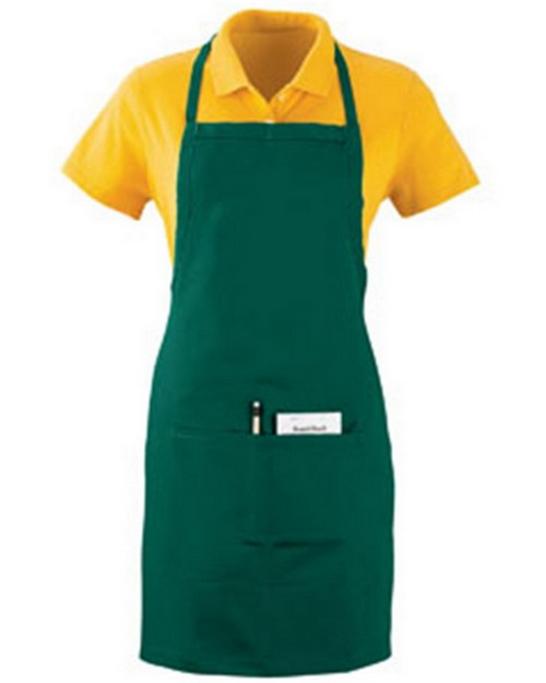 Augusta Sportswear 2730 Adult Oversized Waiter Apron with Pockets