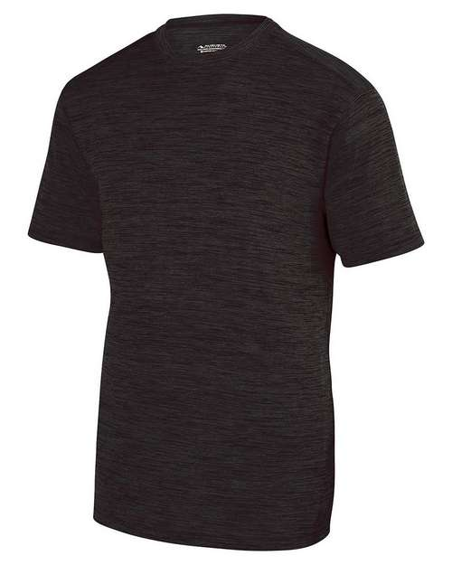Augusta Sportswear 2901 Youth Shadow Tonal Heather Training T-Shirt