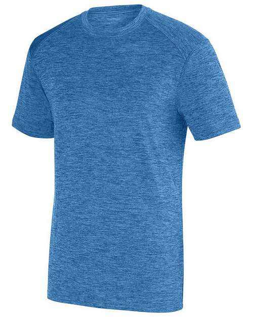 Augusta Sportswear 2950 Unisex Intensify Heather Training T-Shirt