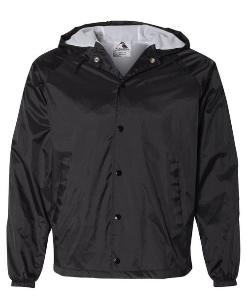 Augusta Sportswear 3102 Hooded Coaches Jacket