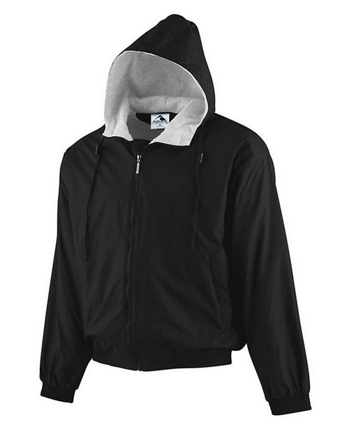 Augusta Sportswear 3281 Youth Hooded Taffeta Jacket