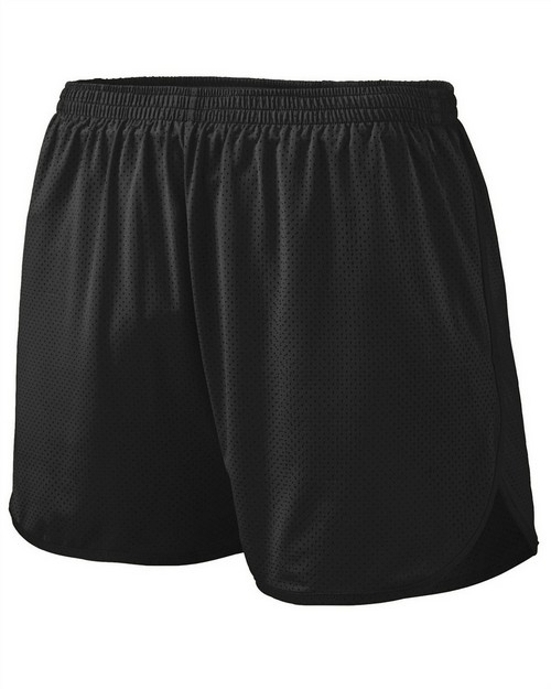 Augusta Sportswear 338 Adult Wicking Poly/Span Short
