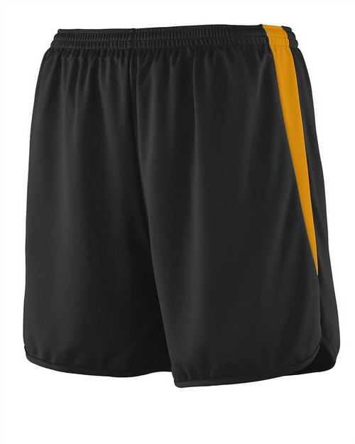 Augusta Sportswear 345 Adult Wicking Polyester Short